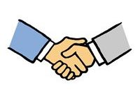 契約の画像